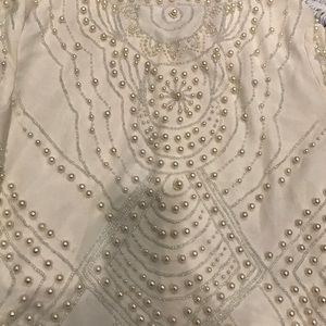 Forever 21 Tops - Embroidered Bolero